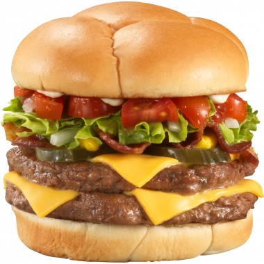 Double Beef Cheese Burger gift