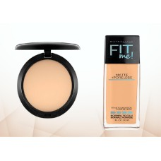 Face Powder With Foundation