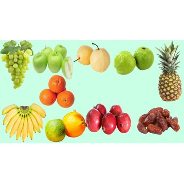 10 Mixed Fruits Bazar