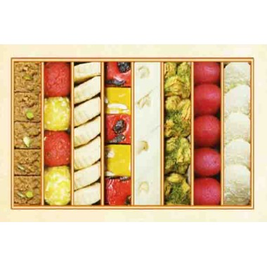 Delicious Sweets Box From Premium Sweets