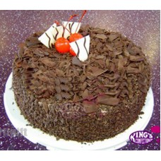 Chocolate Lady cake from KING's Confectionary Bangladesh