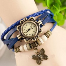 Leather belt watch gift Bangladesh