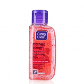 Clean and Clear Morning Energy Face Wash gift Bangladesh