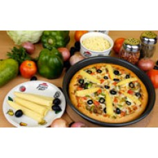 Veggie Supreme - Pizza Hut